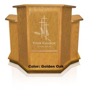 wooden pulpit podium lagos nigeria