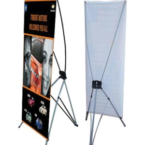 X-Banner stand for sale lagos nigeria