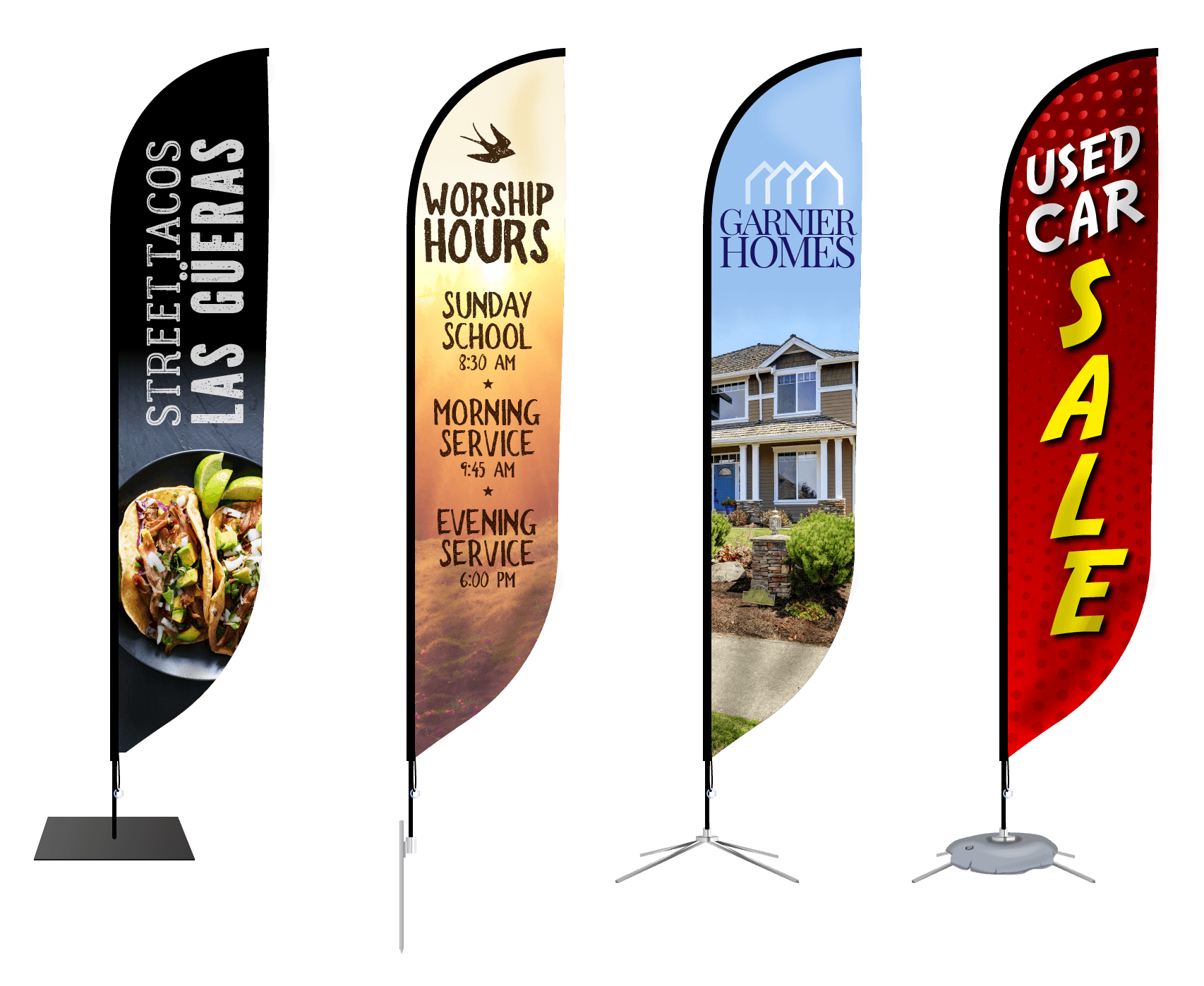 Feather Flag Banner And Stand Sales In Lagos Nigeria