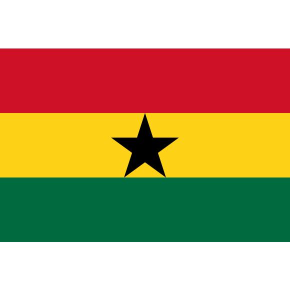 ghana flag in Lagos