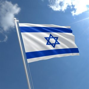 isreal-flag-in-lagos-nigeria