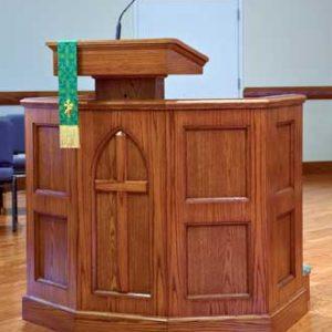 wooden podium lagos nigeria