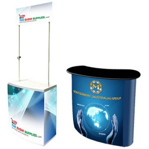 promotional table counters