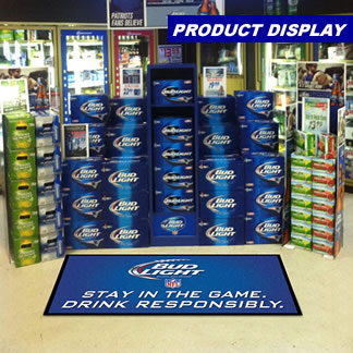 product display mat