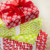 christmas paper wraps